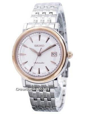 Seiko Automatic Hand Winding Sapphire Japan Made Presage SRP118 SRP118J1 SRP118J Men's Watch