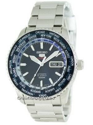 Seiko 5 Sports Automatic Hand Winding SRP125K1 SRP125 SRP125K Mens Watch