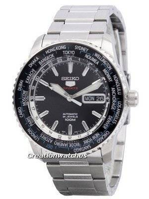 Seiko 5 Sports Automatic Hand Winding SRP127 SRP127K1 SRP127K Mens Watch