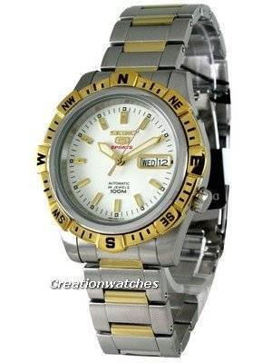 Seiko 5 Sport Automatic SRP142K1 SRP142K SRP142 Mens Watch