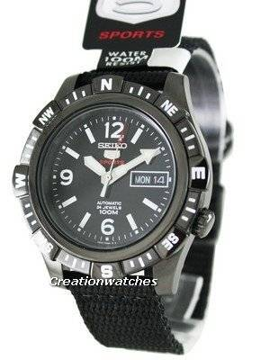 Seiko 5 Sports Automatic SRP147K1 SRP147K SRP147 Mens Watch