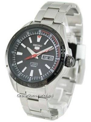 Seiko 5 Sports Automatic SRP155K1 SRP155K SRP155 Mens Watch