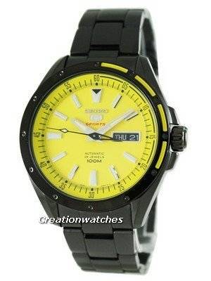 Seiko 5 Sports Automatic Hand Winding SRP159K1 SRP159 SRP159K Mens Watch
