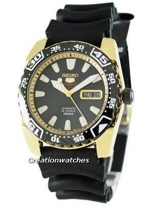Seiko 5 Sports Automatic Hand Winding SRP170K1 SRP170 SRP170K Mens Watch