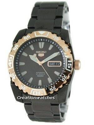 Seiko 5 Sports Automatic SRP172K1 SRP172K SRP172 Mens Watch