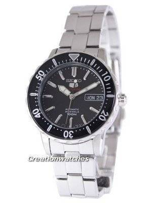 Seiko 5 Sports Automatic 24 Jewels 100M SRP191K1 SRP191K Men's Watch