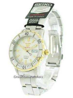 Seiko 5 Sports Automatic SRP194J1 SRP194J SRP194 Womens Watch