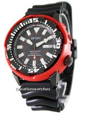 Seiko Automatic Divers Limited Edition SRP233J SRP233 Mens Watch