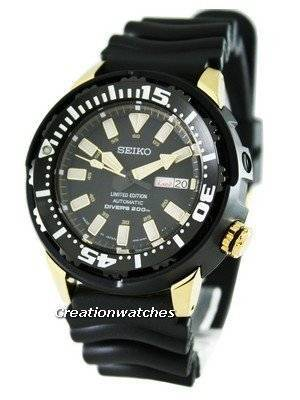 Seiko Automatic Divers Limited Edition SRP234J SRP234 Mens Watch