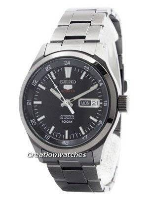 Seiko 5 Sports Automatic 24 Jewels SRP267K1 SRP267K Men's Watch
