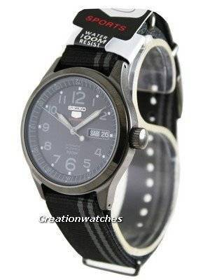 Seiko 5 Sports Automatic SRP277 SRP277K Men's Watch