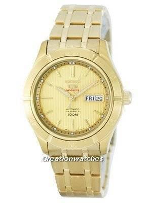 Seiko 5 Sports Automatic 24 Jewels SRP294 SRP294K1 SRP294K Men's Watch