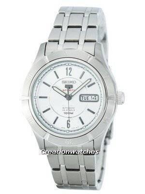 Seiko 5 Sports Automatic 24 Jewels SRP295 SRP295K1 SRP295K Men's Watch
