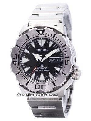 Seiko Monster Automatic Divers SRP307 SRP307K1 SRP307K Men'ss Watch