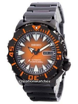 Seiko 5 Automatic Monster Diver Japan Made SRP311J1 SRP311J Men's Watch