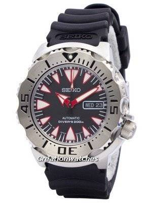 Seiko Monster Automatic 200M Japan Made SRP313 SRP313J1 SRP313J Men's Watch