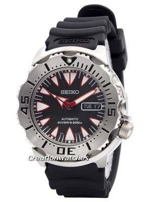 Seiko Monster Automatic Divers SRP313 SRP313K1 SRP313K Men's Watch
