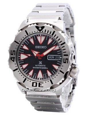 Seiko Monster Automatic Diver's SRP313K2 Men's Watch