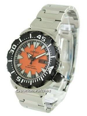 Seiko Monster Automatic Diver's SRP315K2 Men's Watch