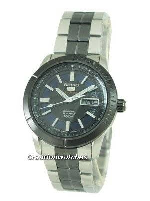 Seiko 5 Sport Automatic 24 Jewels Japan Made SRP343 SRP343J1 SRP343J Men's Watch