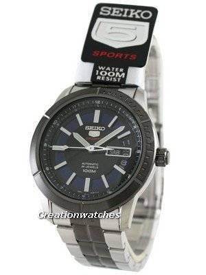Seiko 5 Sports Automatic SRP343 SRP343K1 SRP343K Men's Watch