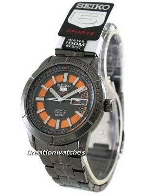 Seiko 5 Sports Automatic SRP345 SRP345K1 SRP345K Men's Watch