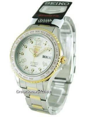 Seiko 5 Womens Sports Automatic SRP368K1 SRP368K SRP368