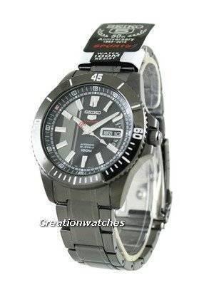 Seiko 5 Sport Automatic SRP429 SRP429K1 SRP429K Men's Watch