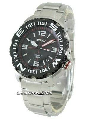 Seiko Superior Automatic SRP445 SRP445K1 SRP445K Men's Watch