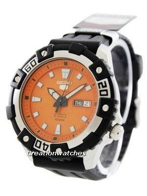 Seiko 5 Sports Automatic SRP473 SRP473K1 SRP473K Men's Watch