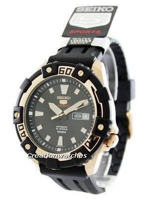 Seiko 5 Sports Automatic 24 Jewels SRP480K1 SRP480K Men's Watch