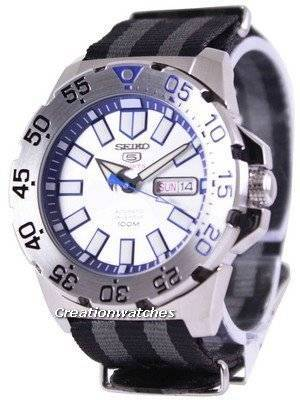 Seiko 5 Sports Automatic NATO Strap SRP481K1-NATO1 Men's Watch