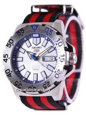 Seiko 5 Sports Automatic NATO Strap SRP481K1-NATO3 Men's Watch