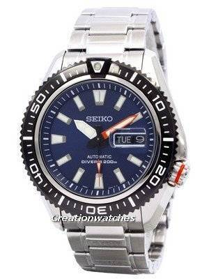Seiko Superior Automatic Diver's SRP493 SRP493K1 SRP493K Men's Watch