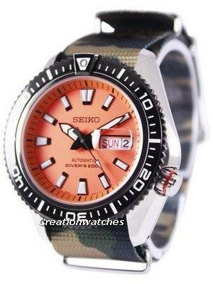 Seiko Superior Automatic Diver's 200M NATO Strap SRP497K1-NATO5 Men's Watch