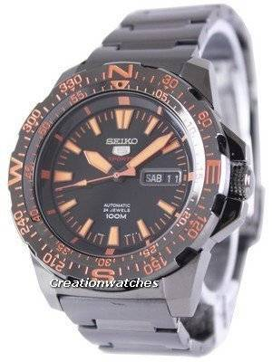 Seiko 5 Sports Automatic 24 Jewels SRP547 SRP547K1 SRP547K Men's Watch