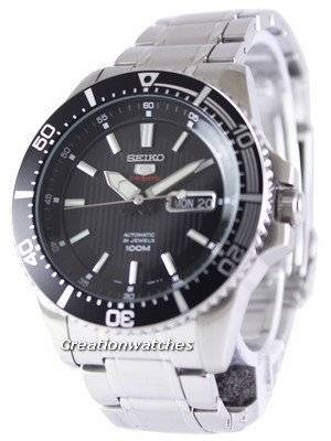 Seiko 5 Sports Automatic 24 Jewels 100M SRP553K1 SRP553K Men's Watch