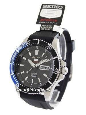 Seiko 5 Sports Automatic SRP555J1 SRP555J Men's Watch