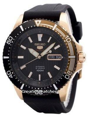 Seiko 5 Sports Automatic 24 Jewels Japan Made SRP560 SRP560J1 SRP560J Men's Watch