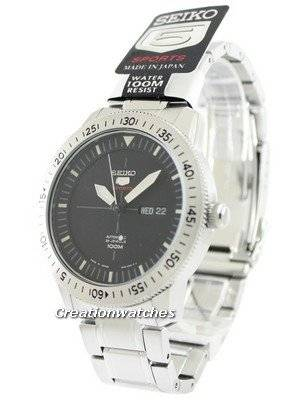 Seiko 5 Sports Automatic Japan Made SRP563 SRP563J1 SRP563J Men's Watch