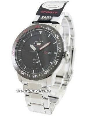 Seiko 5 Sports Automatic 24 Jewels SRP567K1 SRP567K Men's Watch