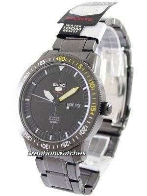 Seiko 5 Sports Automatic 24 Jewels SRP569K1 SRP569K Men's Watch