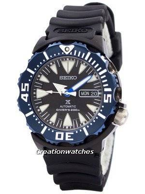 Seiko Prospex Sea Monster Automatic Diver's 200M SRP581 SRP581K1 SRP581K Men's Watch