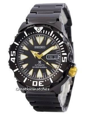 Seiko Prospex Air Diver 200M Monster SRP583 SRP583K1 SRP583K Men's Watch