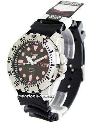 Seiko 5 Sports Automatic SRP601 SRP601K1 SRP601K Men's Watch