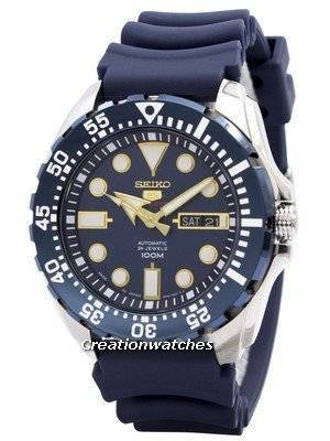 Seiko 5 Sports Automatic 24 Jewels Japan Made SRP605J2 Men's Watch