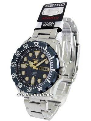 Seiko 5 Sports Automatic SRP605K1 SRP605K Men's Watch