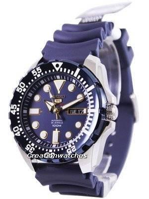 Seiko 5 Sports Automatic 24 Jewels SRP605K2 Men's Watch