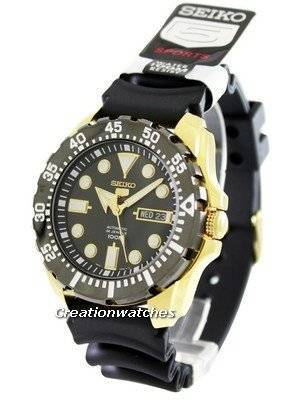 Seiko 5 Sports Automatic SRP608 SRP608K1 SRP608K Men's Watch