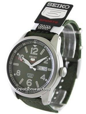Seiko 5 Sports Automatic SRP621K1 SRP621K Men's Watch